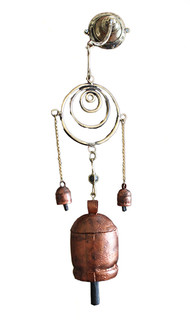 Bell wall hanging Wall Decor By Devrai Art Village