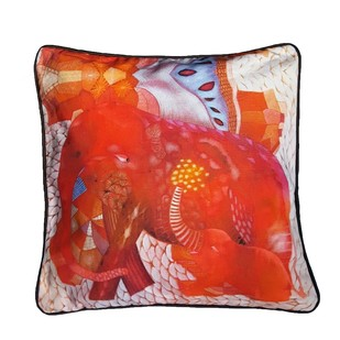 Babu Xavier Cushion Cover Cushion Cover By indian-colours