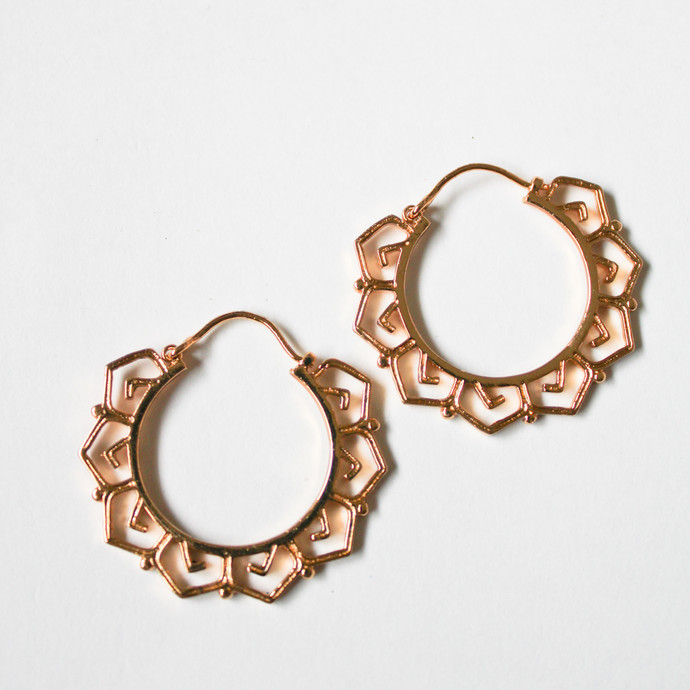 Bali earring by Aara, Contemporary Earring