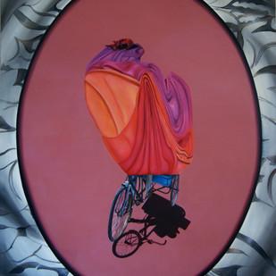 Chal Chala Chal Digital Print by Sangeeta Singh,Conceptual
