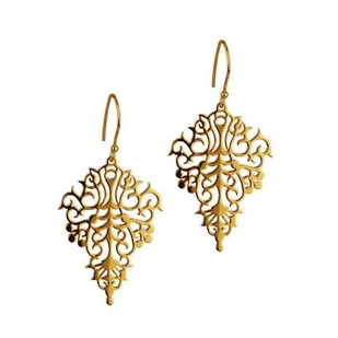 Mini Rococo Earrings by Eina Ahluwalia, Contemporary Earring