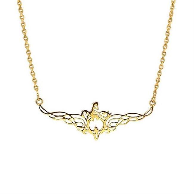 Mini Farohar Necklace by Eina Ahluwalia, Contemporary Necklace