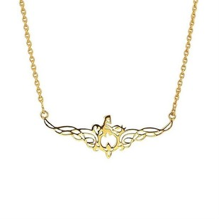 Mini Farohar Necklace by Eina Ahluwalia, Contemporary Necklace