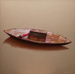Alone Artwork By VINAYAK TAKALKAR