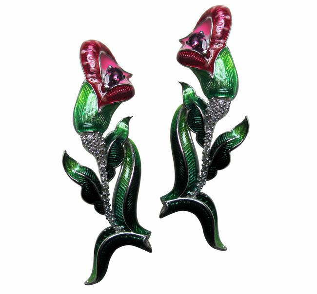 sny-e001 by Lasoii, Art Jewellery Earring