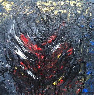 Nest Artwork By Soumya Chakraborty