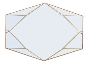 Radiant Cut Diamond Mirror Looking Mirror By The Lohasmith
