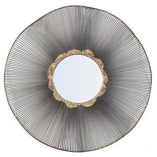 Solar Flare Mirror Looking Mirror By The Lohasmith