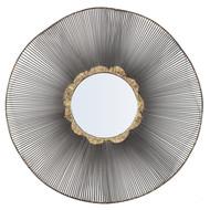 The lohasmith   solar flare mirror