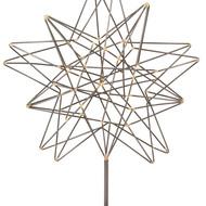 The lohasmith   crazy star table sculpture