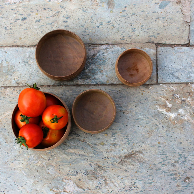 Monk Bowl Patra- Set of 4 Serveware By De Kulture Works