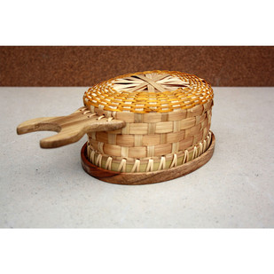 Naga Fish Butter Dish Table Ware By E'thaan Design Studio