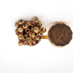 mitti of kutch by Ambar Pariddi Sahai , Art Jewellery Ring