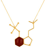 BeeHive Necklace by MYO , Contemporary Necklace