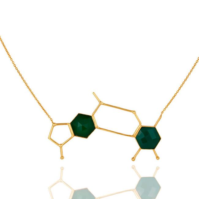 Beehive Necklace by MYO , Contemporary Necklace