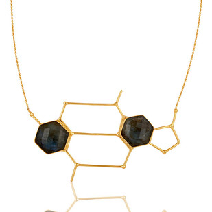 Beehive Necklace Necklace By MYO