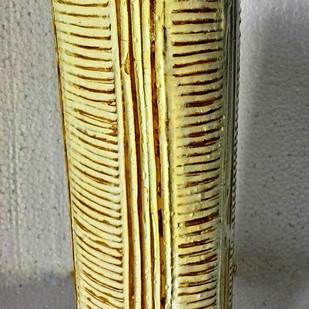 Linear vase Decorative Vase By Wind Glaze