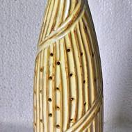 Round incense holder