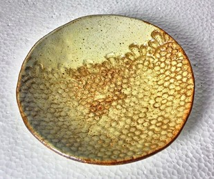 Lace tapas plate Serveware By Wind Glaze