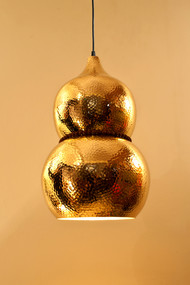 Saint lamp   hanging   gold 1 with code only by sahil   sarthak