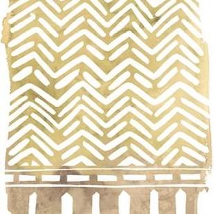 Mud Cloth Motif I Digital Print by Vess, June Erica,Decorative