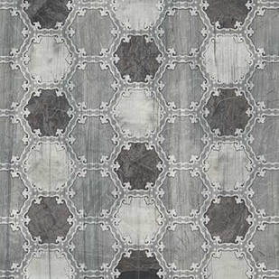 Boho Luxe Tile IV Digital Print by Vess, June Erica,Geometrical