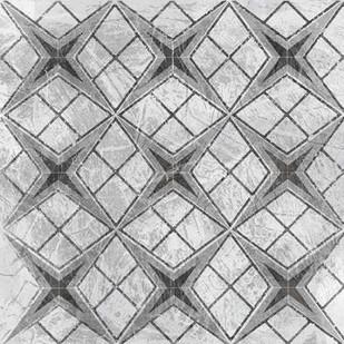 Boho Luxe Tile III Digital Print by Vess, June Erica,Geometrical