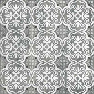 Boho Luxe Tile II Digital Print by Vess, June Erica,Decorative