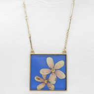 Square 45mm necklace 9