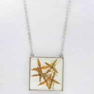 Square 45mm necklace 15