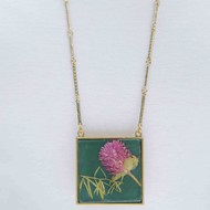 Square 45mm necklace 1
