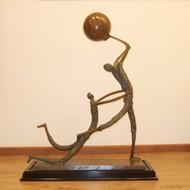 Ankit patel  31 x 23.5 x 12 inches  bronze  2012 ap 1172