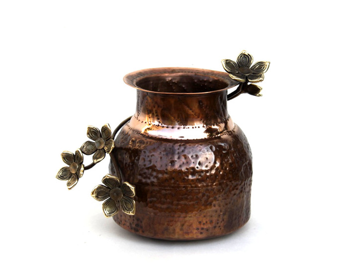 CHAMPA VASE Artifact By THE DESIGN FORGE