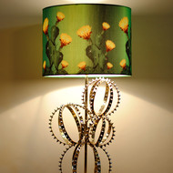 Cactus lamp by sahil   sarthak  yellow flowers straight