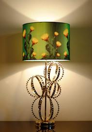 Cactus lamp by sahil   sarthak  yellow flowers straight