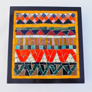 Trivet - AZTEC Tray By Vandeep Kalra