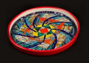 Platter - Vortex Platter and Plate By Vandeep Kalra