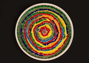 Platter - Sunshine Platter and Plate By Vandeep Kalra