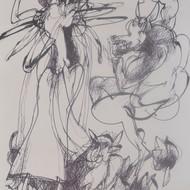 Dhiraj choudhary   ink on paper   13x19 %281%29