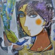 Sanjay ashtaputre   acrylic on canvas   31.5x37.5 1