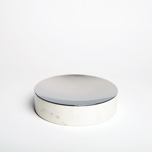 Monumental Centrepiece (steel) Table Ware By Atelier DS