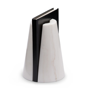 Monumental Bookends (white) Book End By Atelier DS