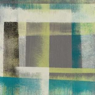 Overspray II Digital Print by Goldberger, Jennifer,Decorative