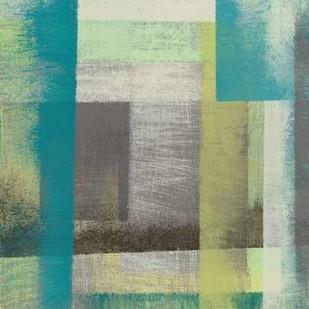 Overspray I Digital Print by Goldberger, Jennifer,Decorative