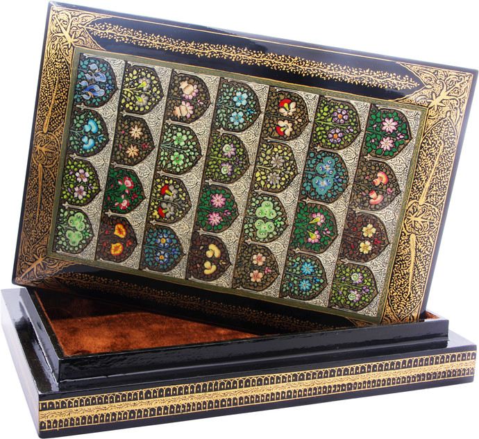 Posh Box Decorative Box By Hands of Gold