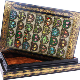 Posh Box Decorative Box By Hands of Gold