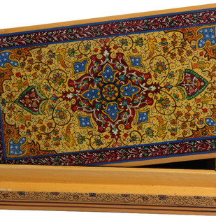 Carpet box Decorative Box By Hands of Gold