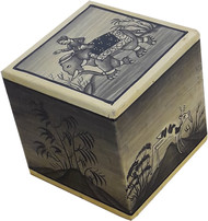 Paper Weight Curio By Hands of Gold