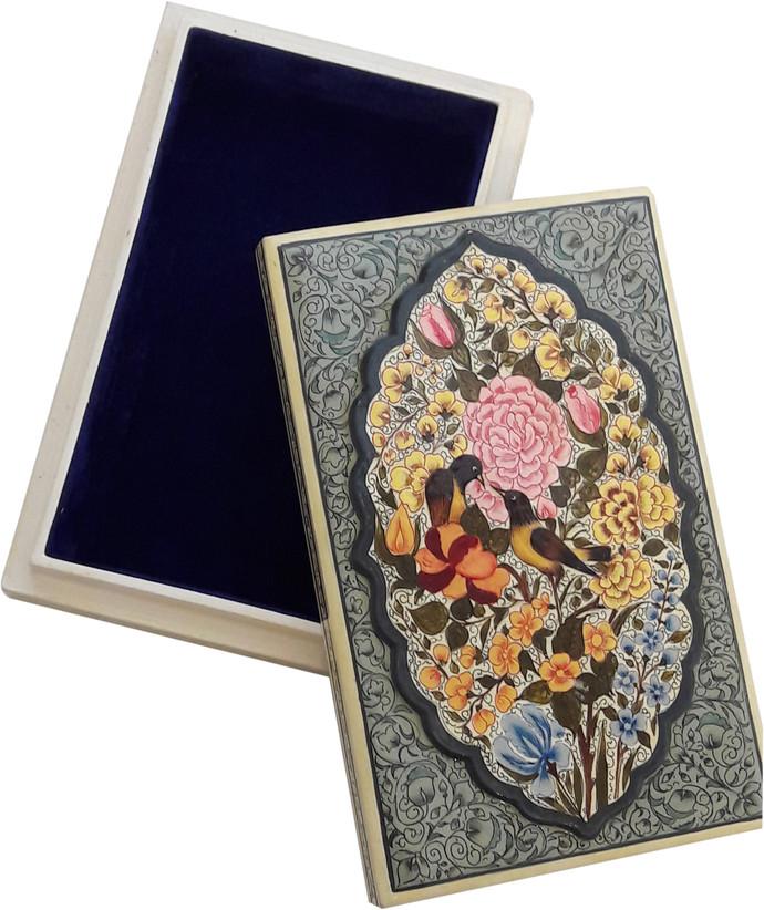 Gul-e-Vilayat Box Decorative Box By Hands of Gold