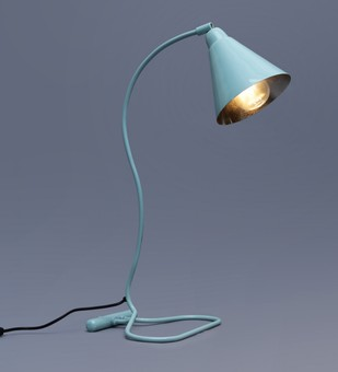 The Brighter Side Hydra seagreen table lamp Table Lamp By The Brighter Side
